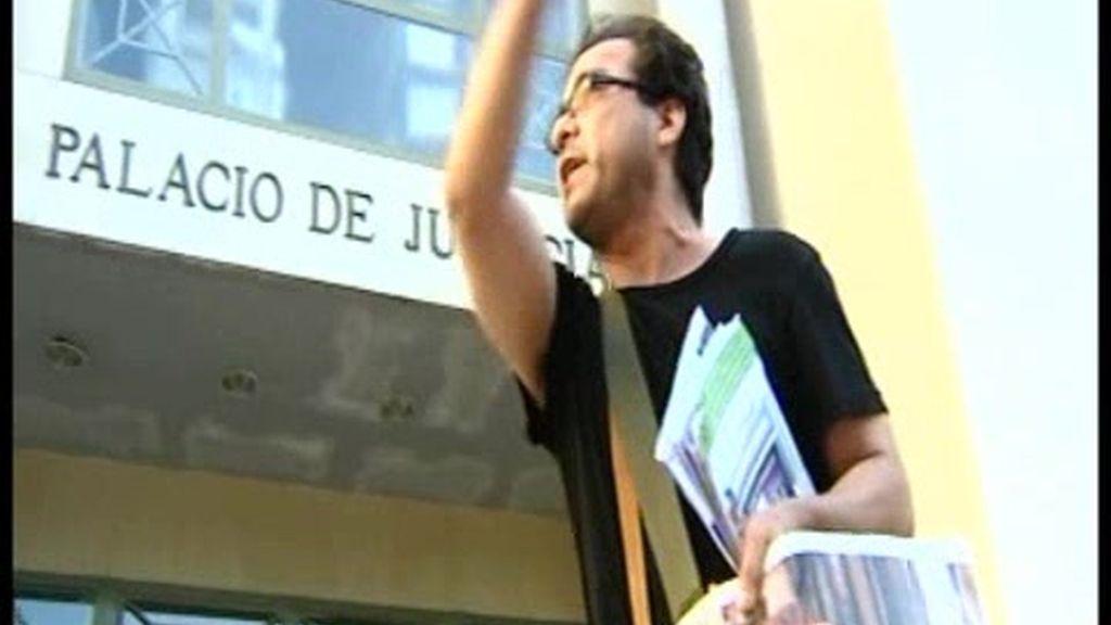 Juicio violento en Alicante