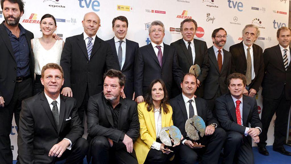 'No Habrá Paz Para los Malvados', triunfadora de los premios Forqué