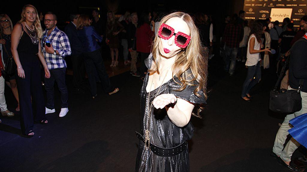 Jana Glamurama espectacular con estas gafas de Dolce & Gabbana