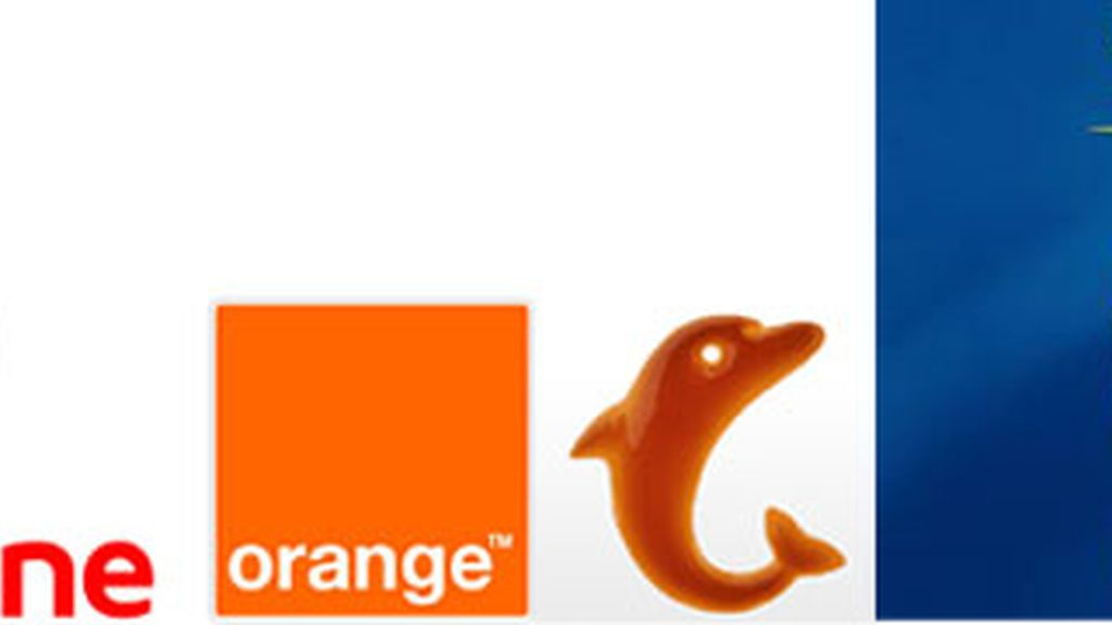 Vodafone, Orange, Movistar