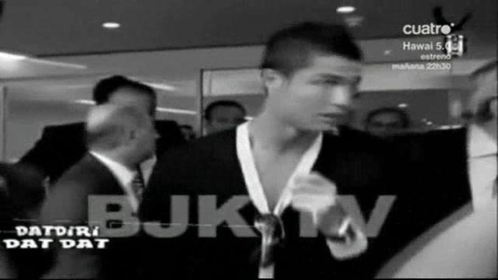 Cristiano Ronaldo revoluciona Turquía