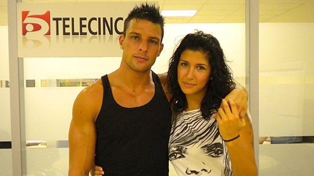 Jenni y Ferchu, en telecinco.es