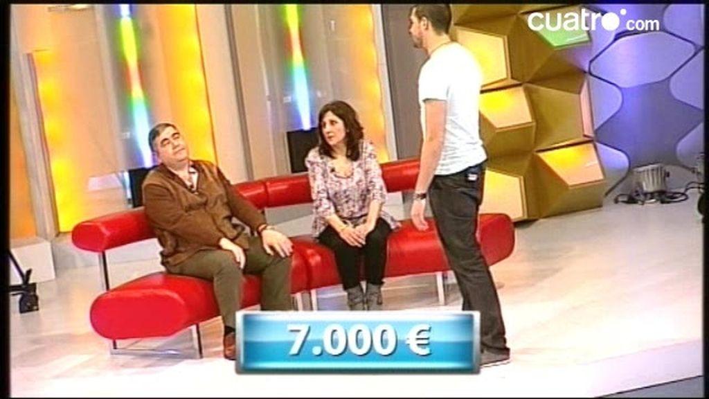 7.000 euros para Adrián