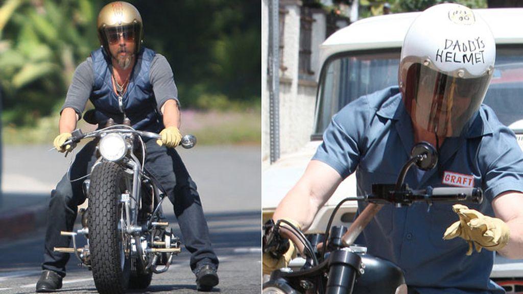Brad Pitt, capítulo aparte...