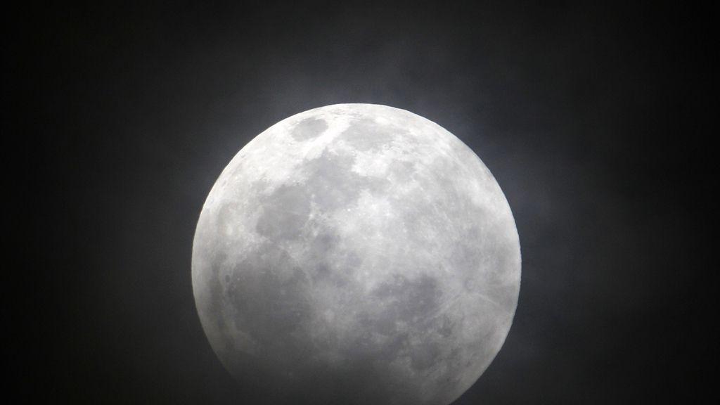 Eclipse desde Manila