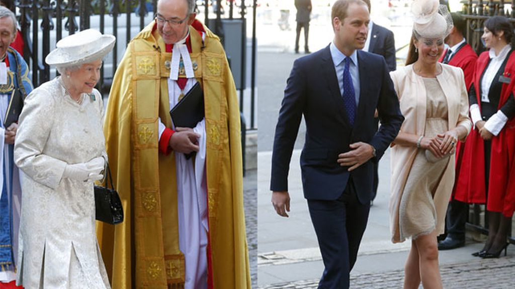 Isabel II, 60 años de reinado de Inglaterra