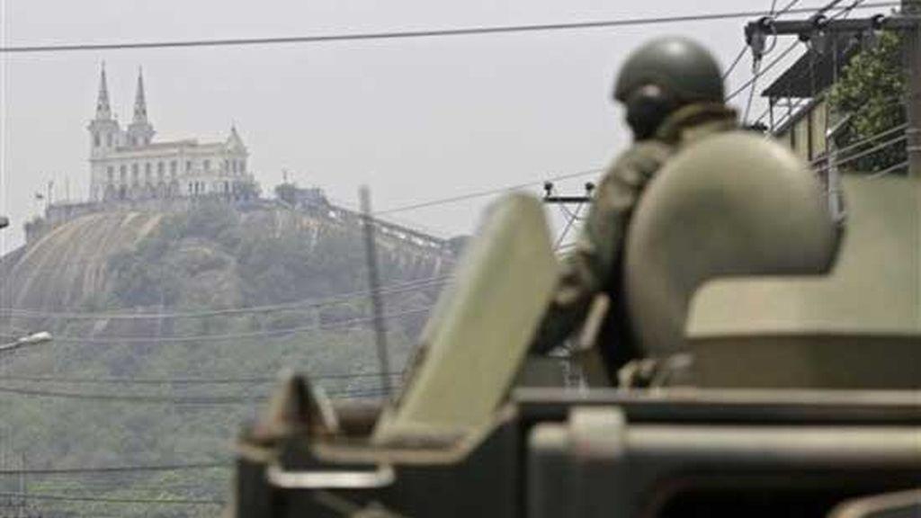 Caos en Río de Janeiro