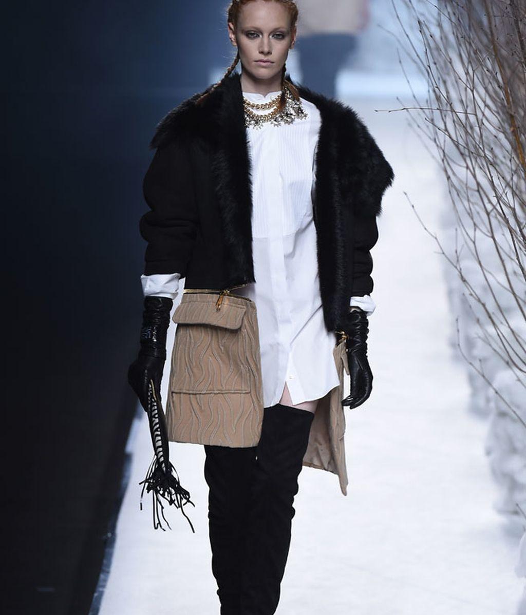 Pelo, lana y cuadros escoceses