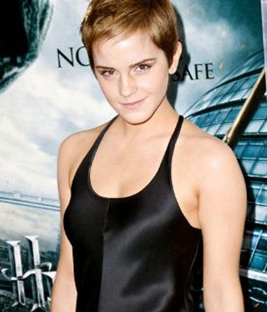 Emma Watson abandonó los estudios universitarios por las bromas de sus compañeros de clase.