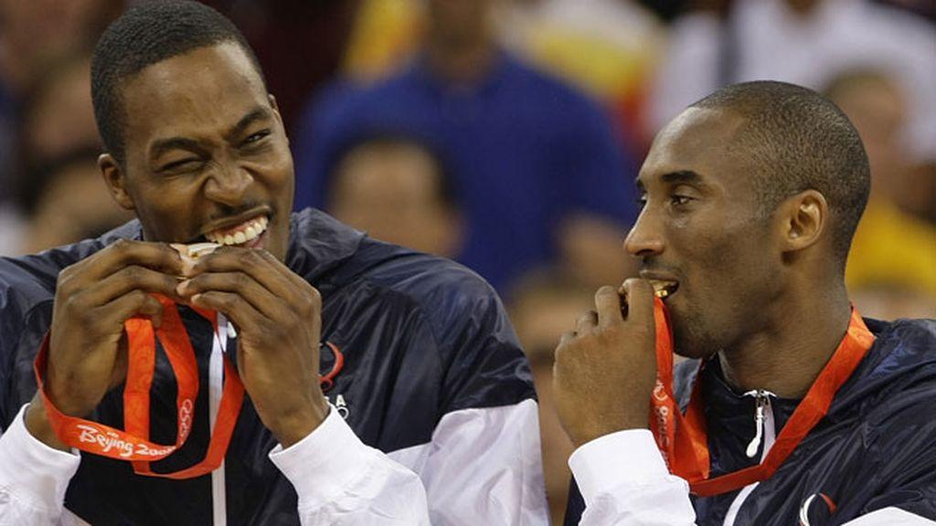 En 2008 ganó su primer oro olímpico en Pekín