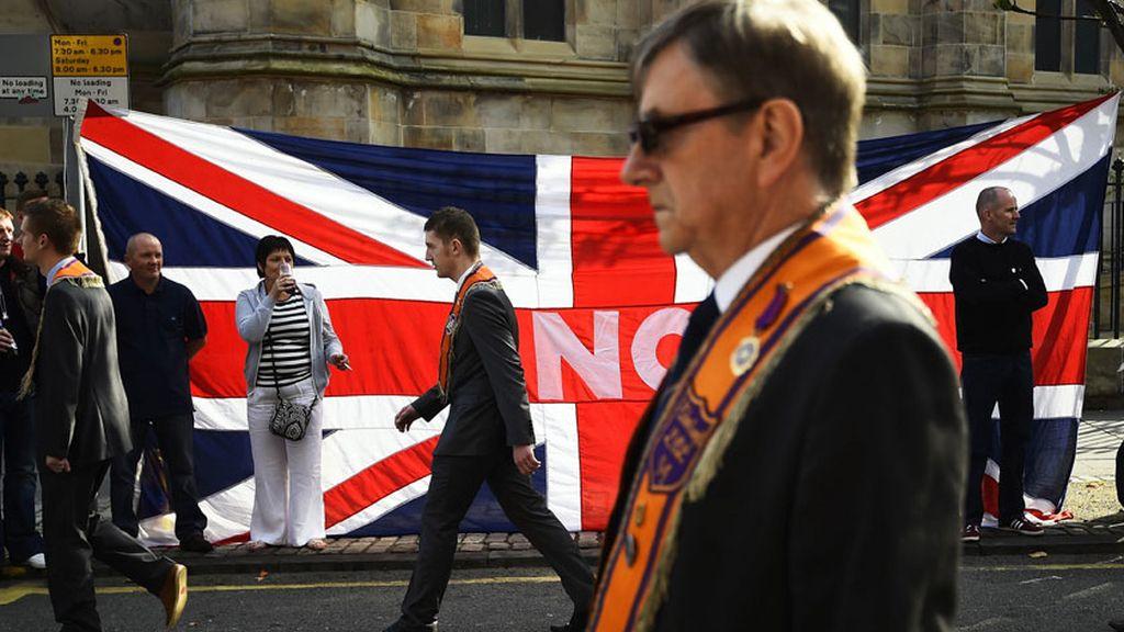 Reino Unido, dividido por  el referéndum independista