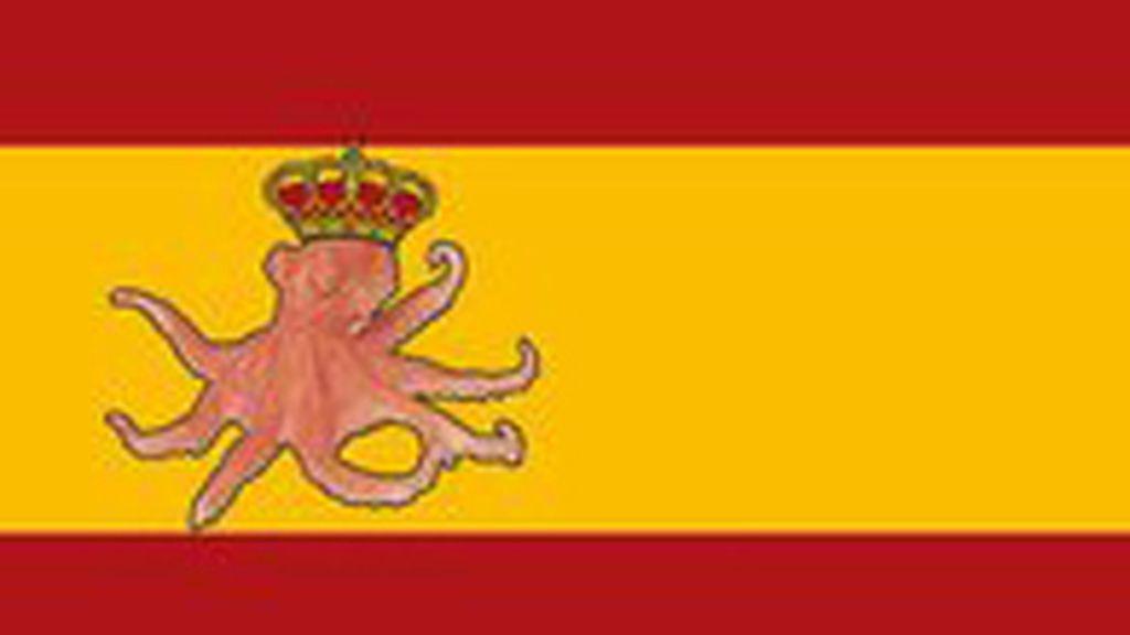 España se rinde a un pulpo.