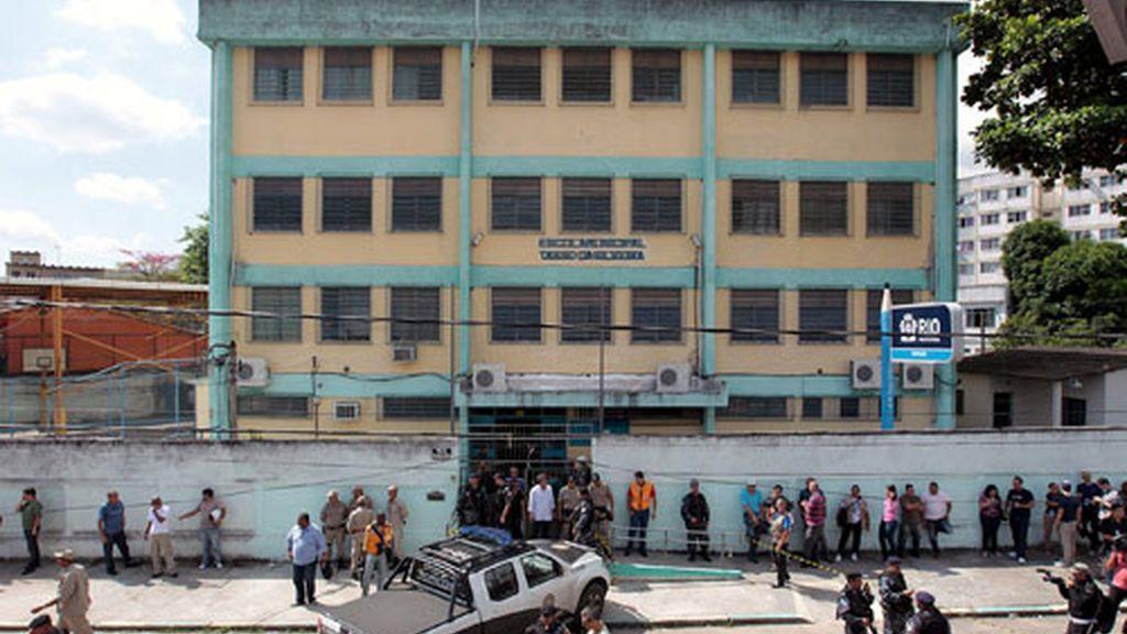 Tiroteo en un colegio de Brasil