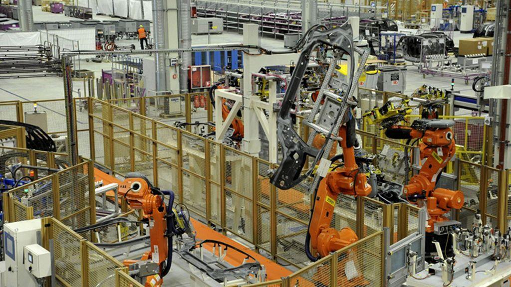 BMW revoluciona la fabricación de automóviles con los eléctricos