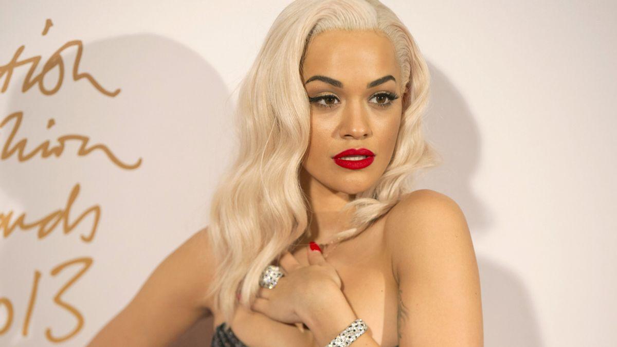 La cantante Rita Ora, la última en sumarse al elenco de 50 Sombras de Grey