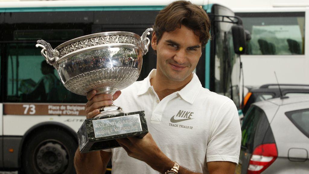 Roger Federer, campeón de Roland-Garros en 2009