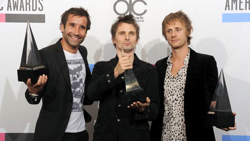 Muse (mejor artista de rock alternativo)