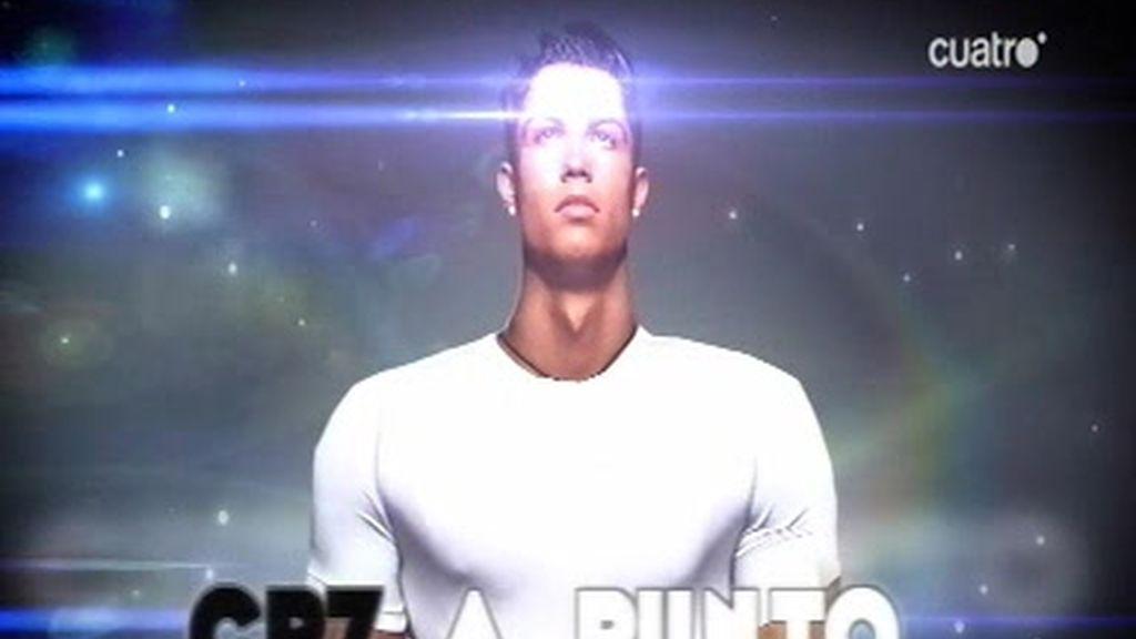 Cristiano Ronaldo está a punto