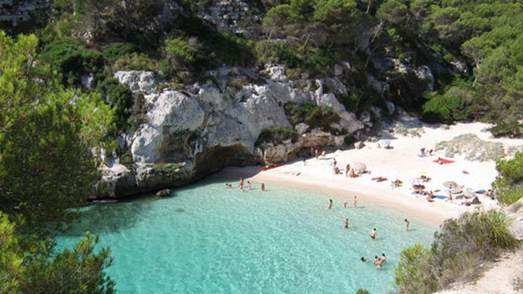 La playa de Macarelleta