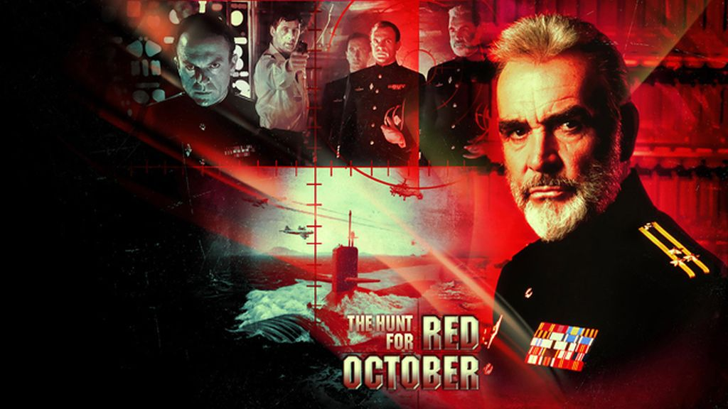 Tensión nuclear en 'La caza del Octubre Rojo'