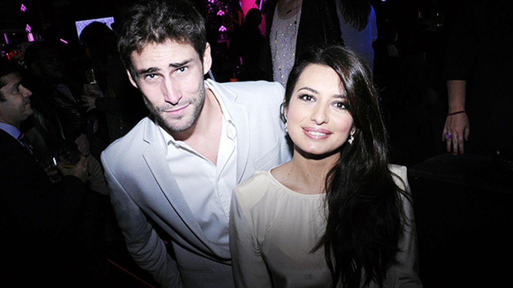 Fernando Guallar y Aurora Carbonell