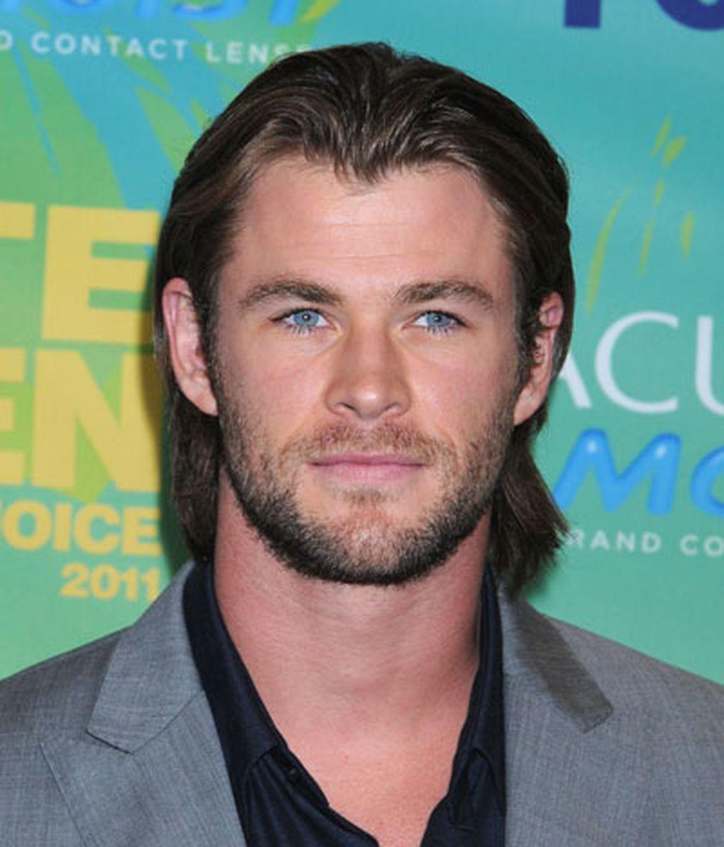 Chris Hemsworth sin Elsa Pataky