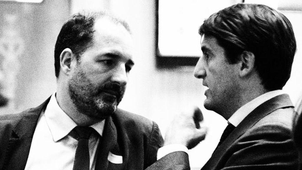 Álvaro Augustin y Luca Giammatteo