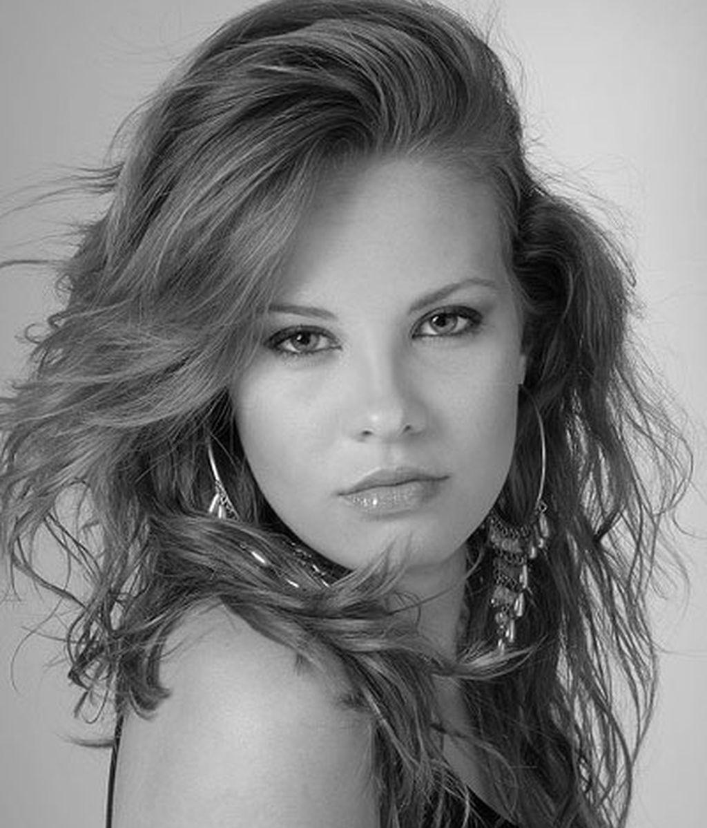 Jessica, la novia modelo de Feliciano