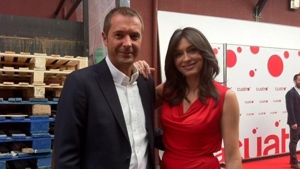 Manu Carreño y Marta Fernández