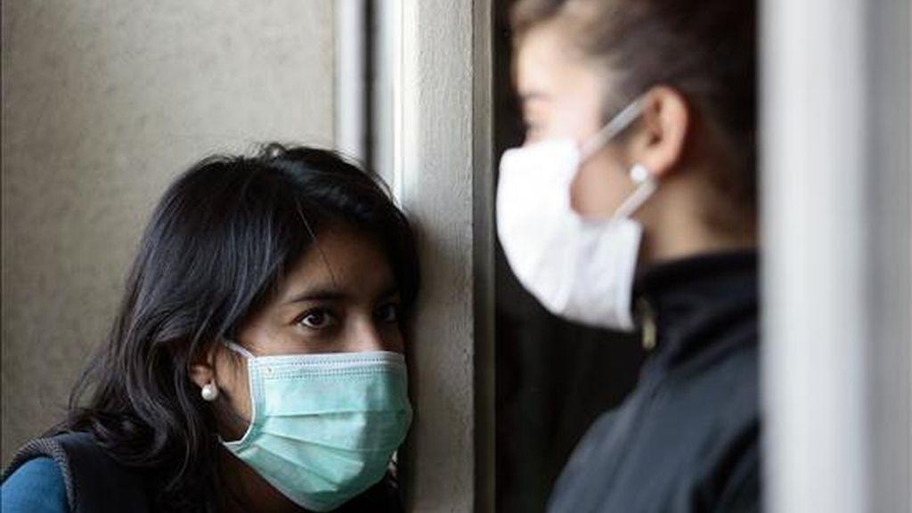Las autoridades sanitarias brasileñas ya han descartado con las pruebas en laboratorio otros 510 casos, cuyos síntomas podrían haber correspondido a los del virus H1N1. EFE/Archivo