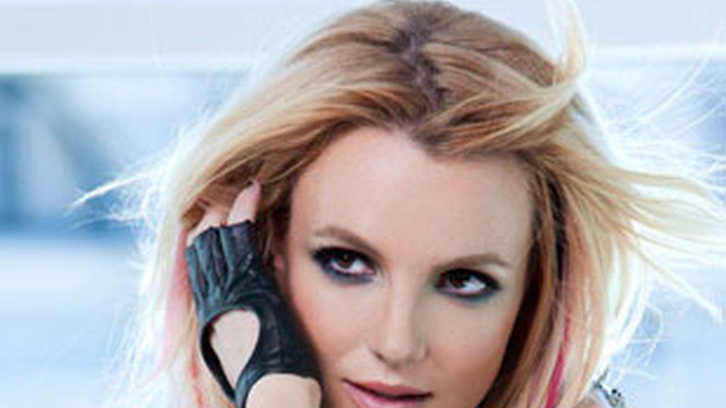 """Britney Spears en su videoclip """"I wanna go"""". FOTO:Gtres"""