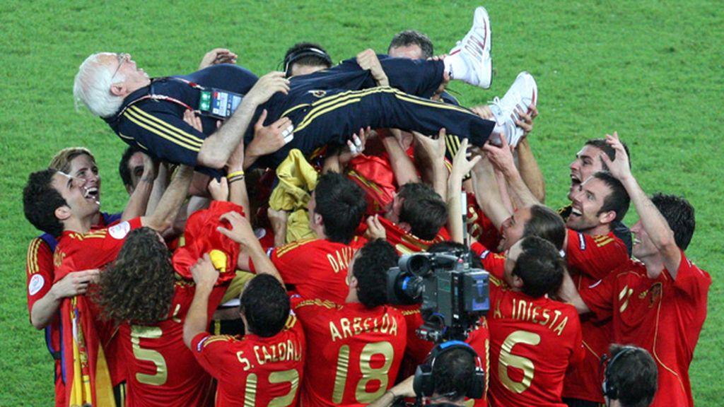 El fútbol, eso que juegan once contra once y España le gana a Alemania