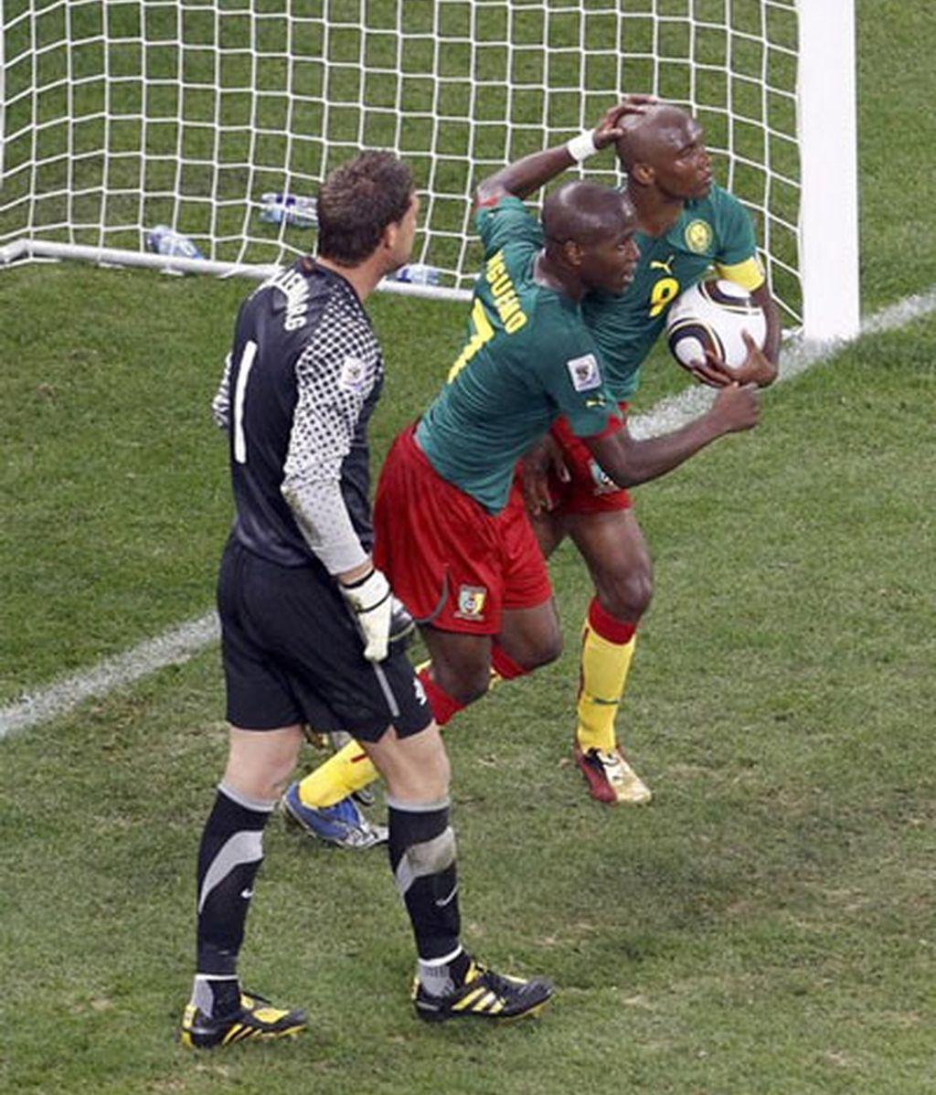 Holanda-Camerún cierran el Grupo E
