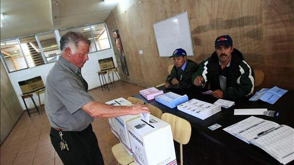 Las elecciones para las 81 municipios del país siempre han registrado altos niveles de abstencionismo. Por ejemplo, en 2006 la cifra de participación apenas alcanzó el 24,6% y en 2002 el 22,8%. EFE/Archivo