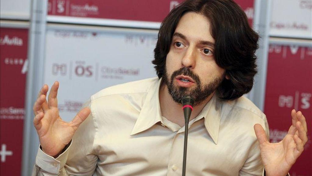El escritor argentino afincado en España, Andrés Neuman. EFE/Archivo
