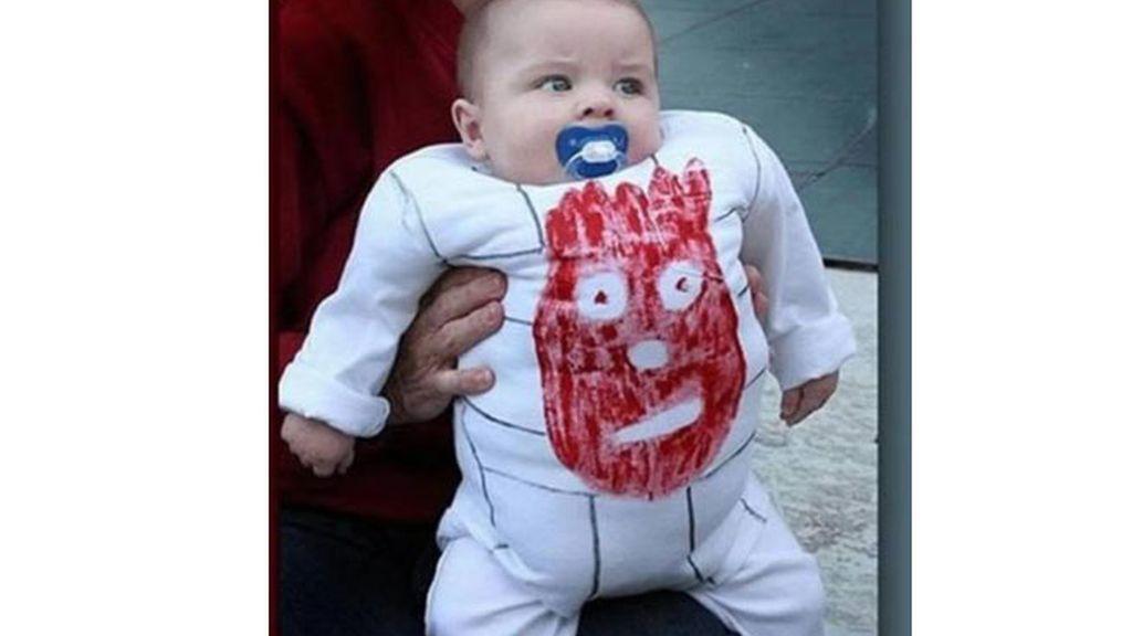 Los peores disfraces de niños
