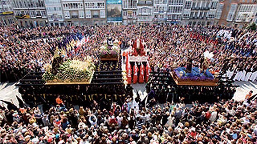 La Galicia más santa