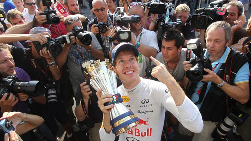 Sebastian Vettel se proclama Campeón del Mundo de F1