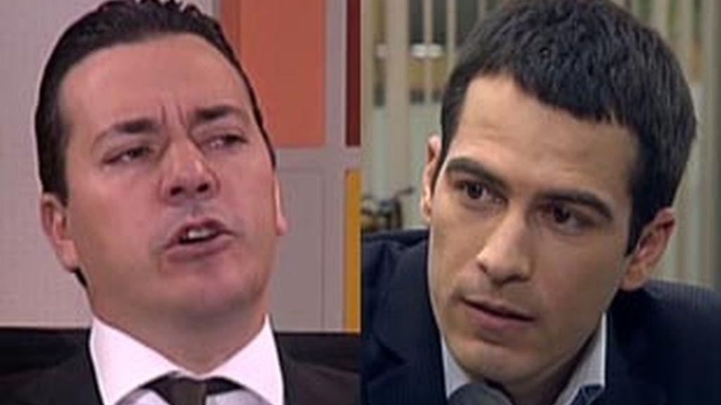 Diego y Álvaro