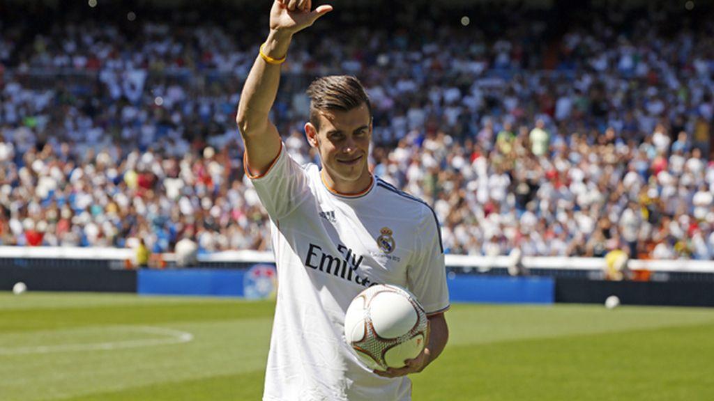 """Bale confiesa su alivio tras un traspaso """"muy estresante"""" al Real Madrid"""