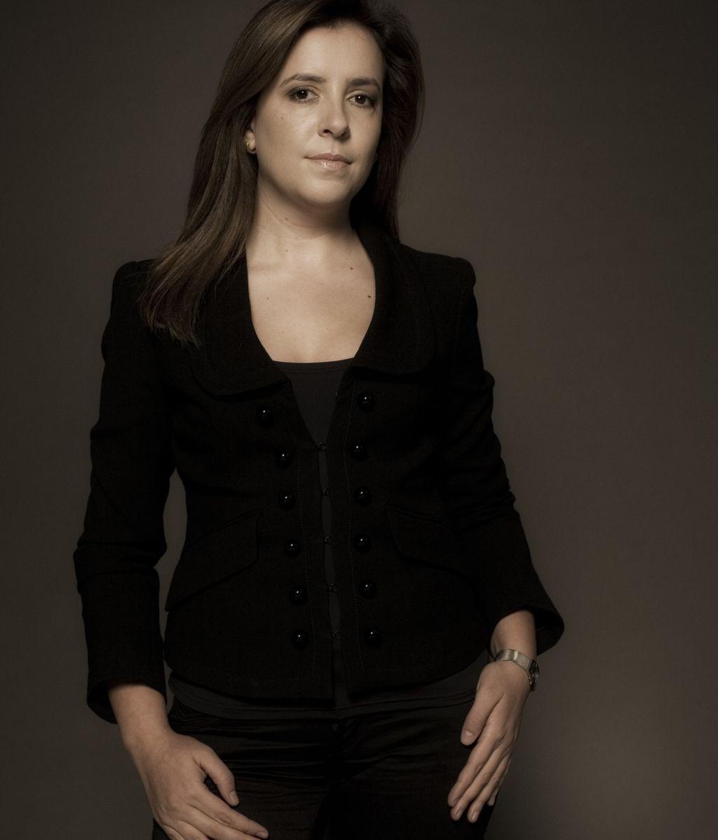 Marisa Fernández, reportera de Callejeros