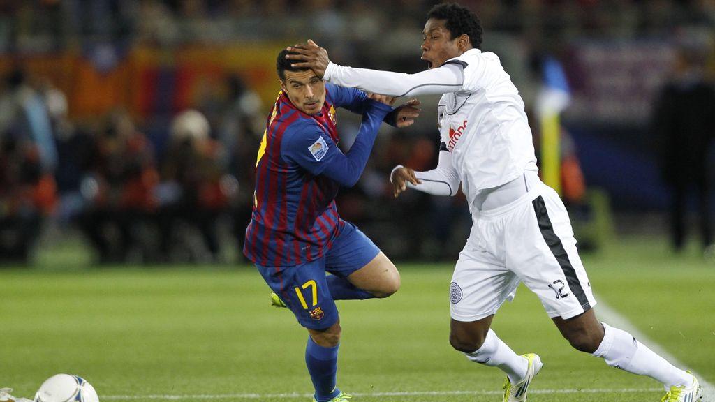 Las mejores imágenes del Barcelona - Al Sadd
