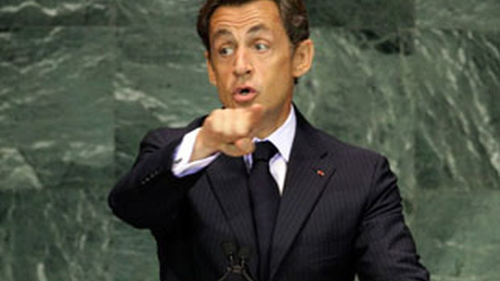"""Sarkozy confirmó hace días que está dispuesto a """"desmantelar todos los campamentos de gitanos rumanos y búlgaros"""" y ahora se enfrenta a la sanción de Europa por esta decisión. FOTO: Gtres"""