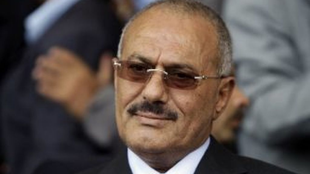 El presidente de Yemen, Alí Abdulá Salé, en una imagen de archivo. Vídeo: Informativos Telecinco