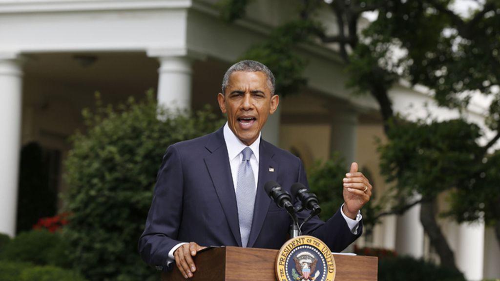 Obama habla sobre el derribo del vuelo MH17