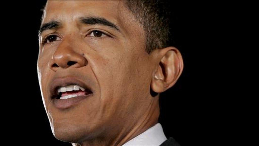 Hasta hoy, el Gobierno de Estados Unidos se había mantenido como observador de los acontecimientos en Irán sin ir más allá de expresiones de carácter general sobre el respeto de la voluntad de los ciudadanos expresada en las urnas. EFE/Archivo