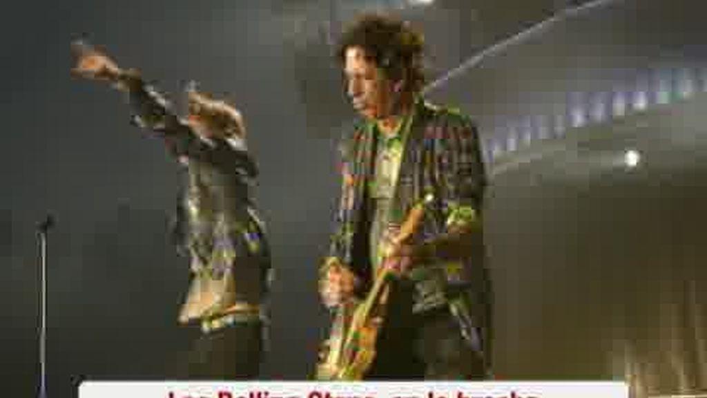 Los Rolling Stones, en la brecha