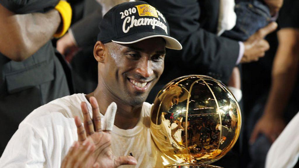 En 2010 consiguió su quinto anillo