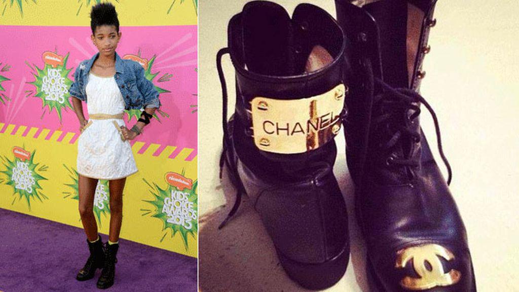 Willow Smith de Chanel