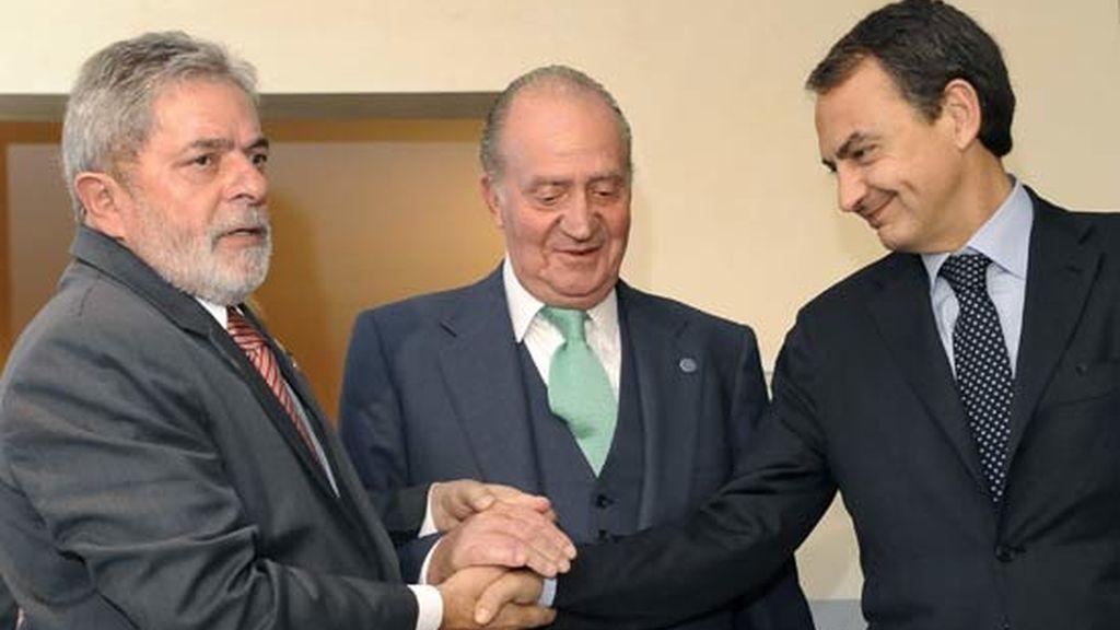 2009: Zapatero y Lula en la XIX Cumbre Iberoamericana